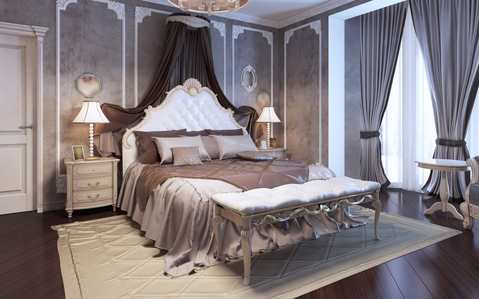 Interior Design Bedroom 6862